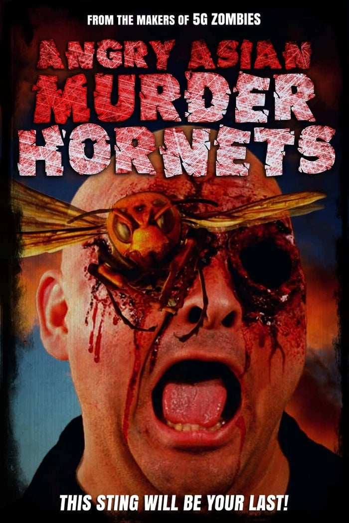 Angry Asian Murder Hornets Movie (2020)