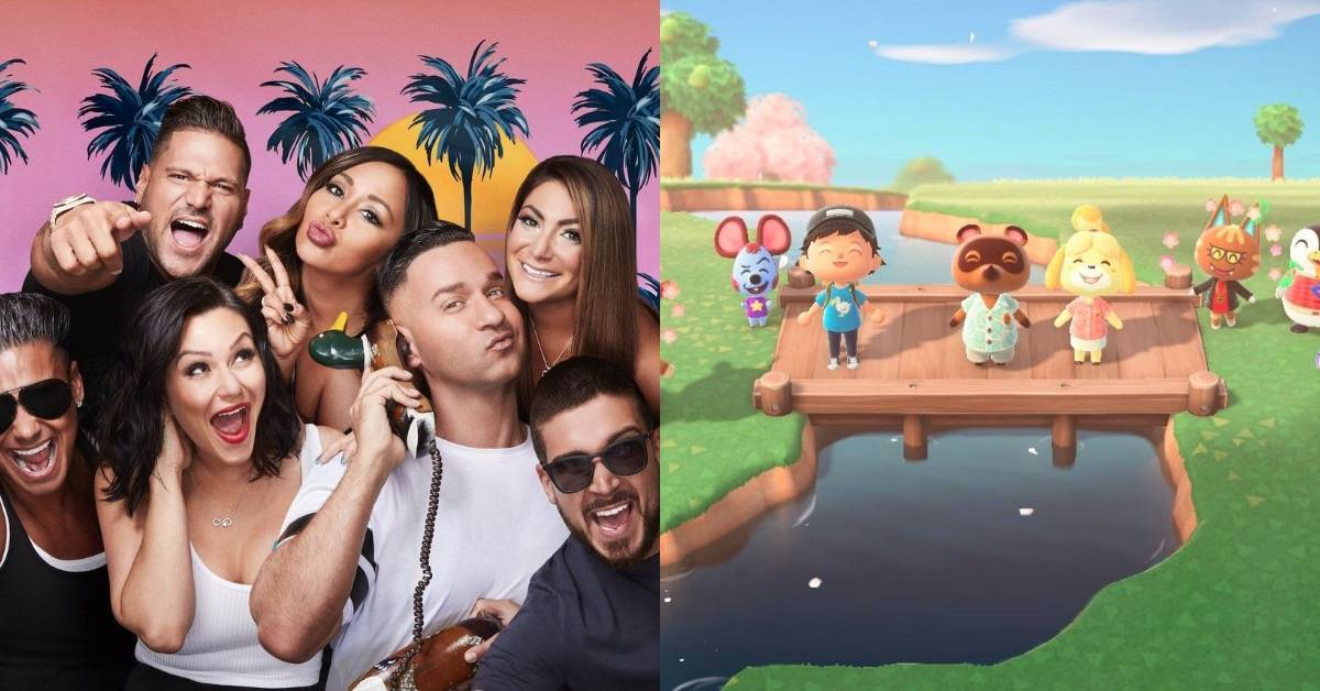 Animal Crossing Jersey Shore