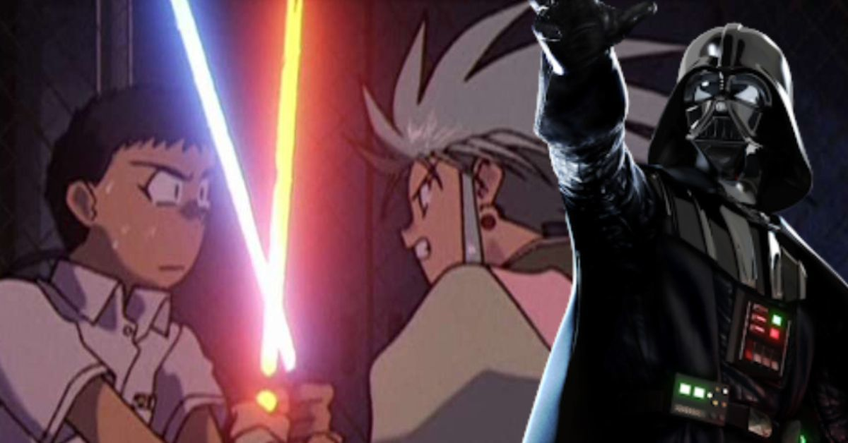 Anime Like Star Wars