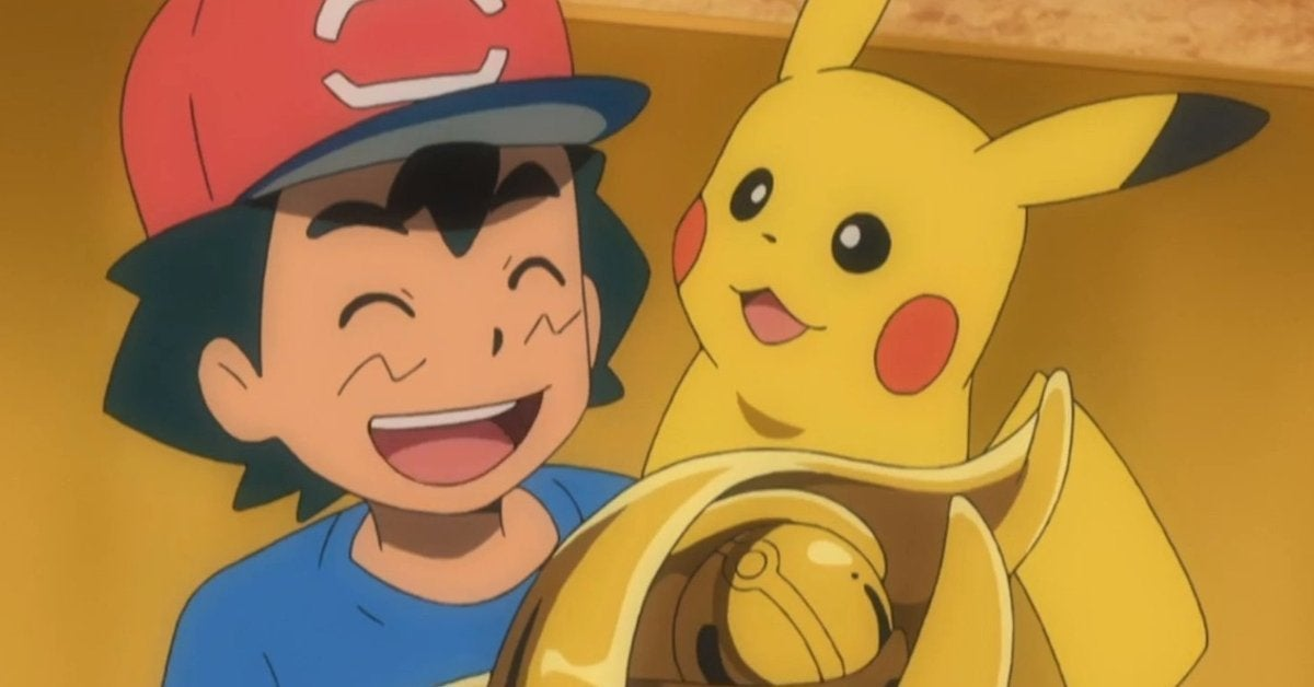 Ash Ketchum Birthday Pokemon Anime