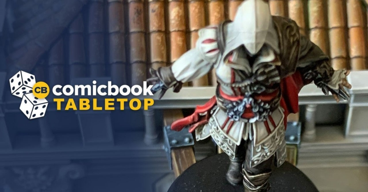 Assassin's Creed: Brotherhood of Venice Designers Talk Bringing Stealth, Ezio, and More to the Tabletop