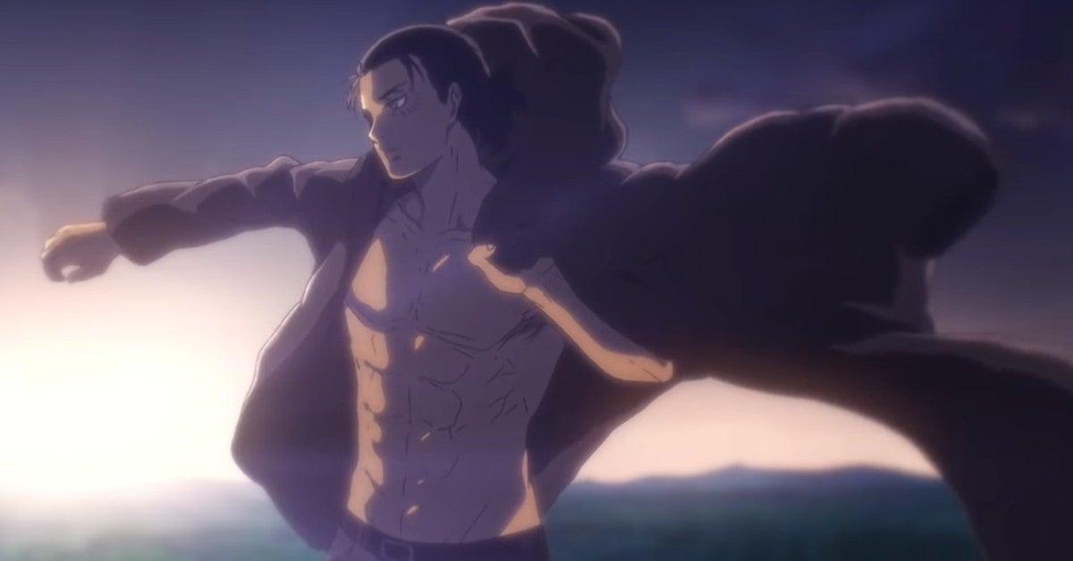 Attack on Titan Final Season Eren Yeager