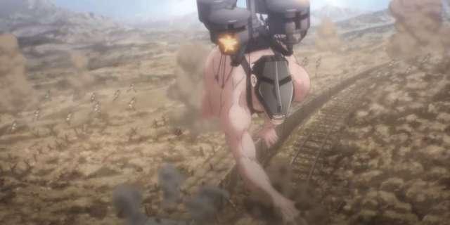 Attack On Titan Final Season Marley War