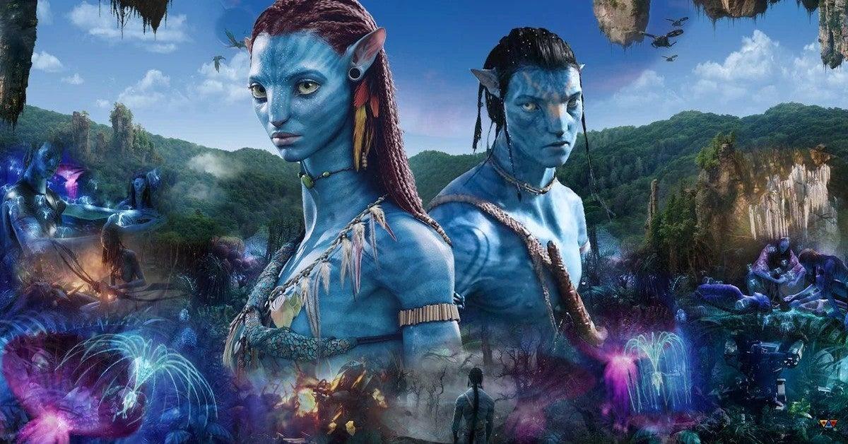 Avatar 2 Behind the Scenes Photos