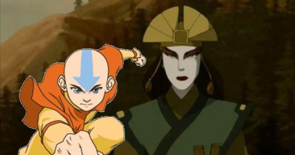 Avatar Kiyoshi Cosplay