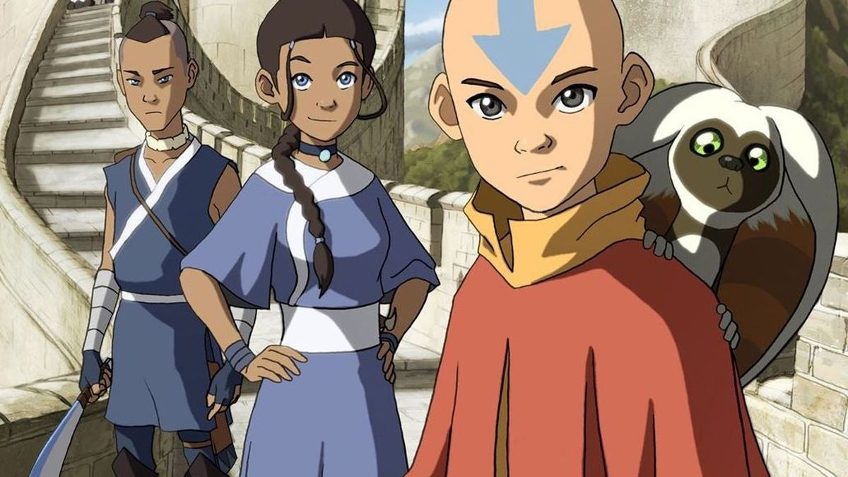 avatar last airbender netflix streaming