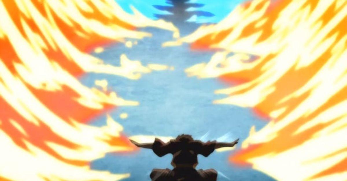 Avatar The Last Airbender Agni Kai