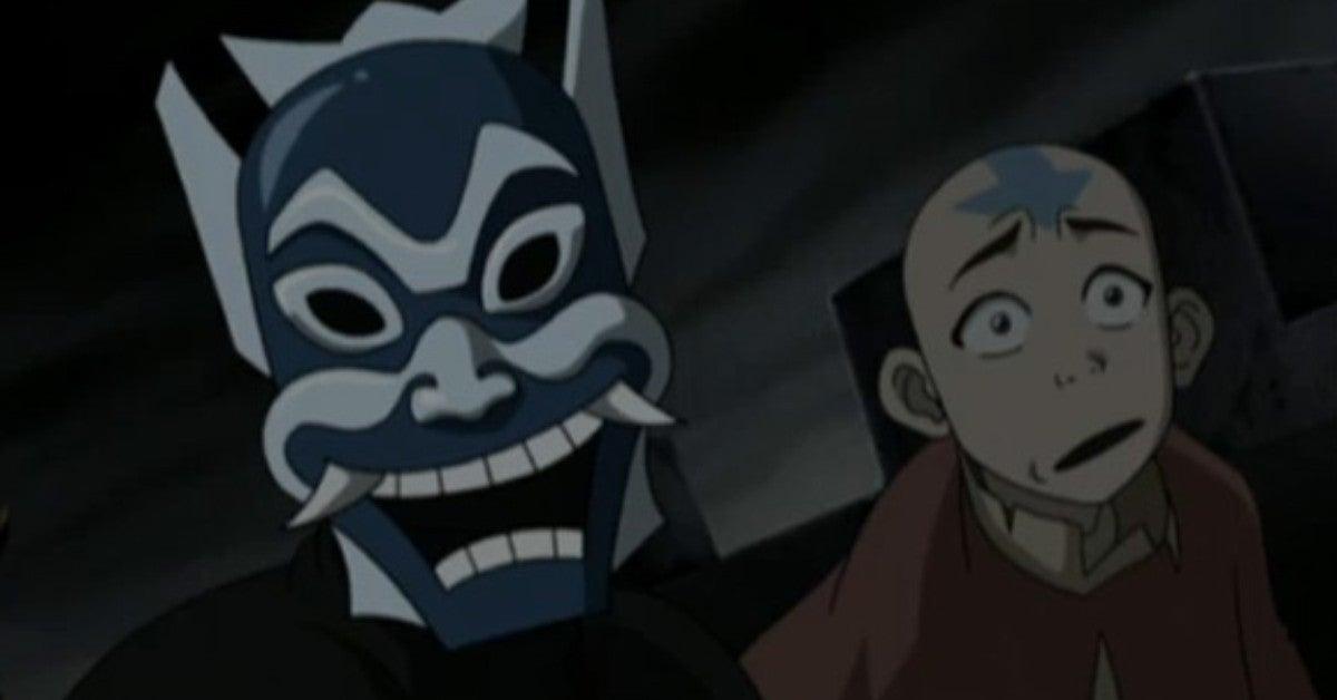 Avatar The Last Airbender Blue Spirit Zuko