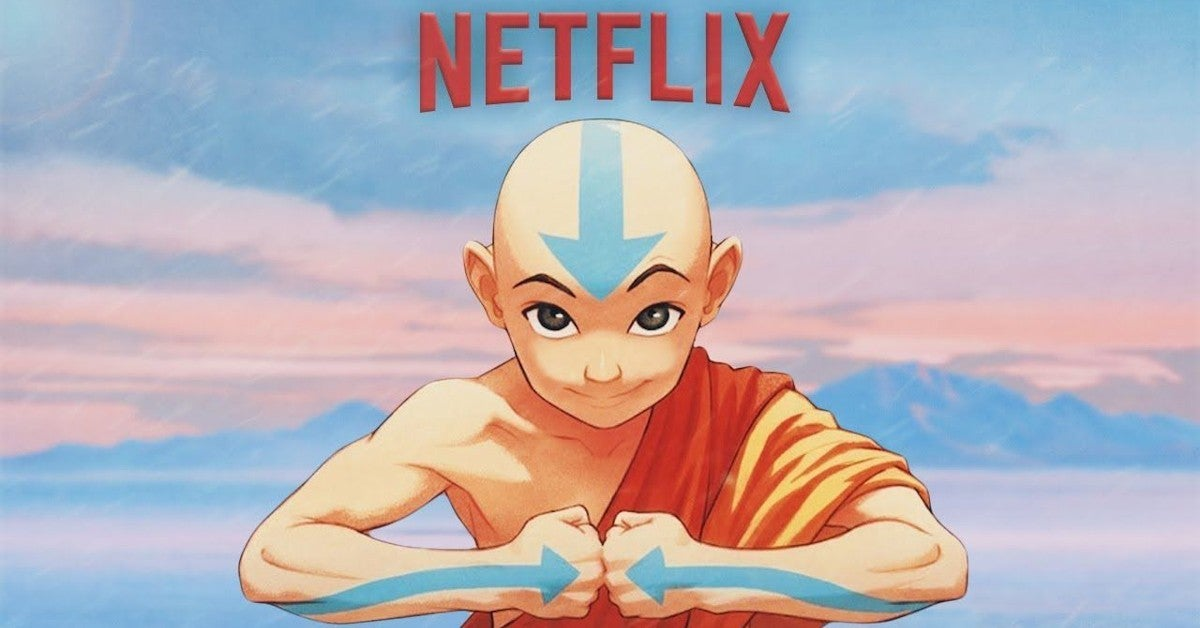 Avatar The Last Airbender is Now On Netflix Trending Twitter