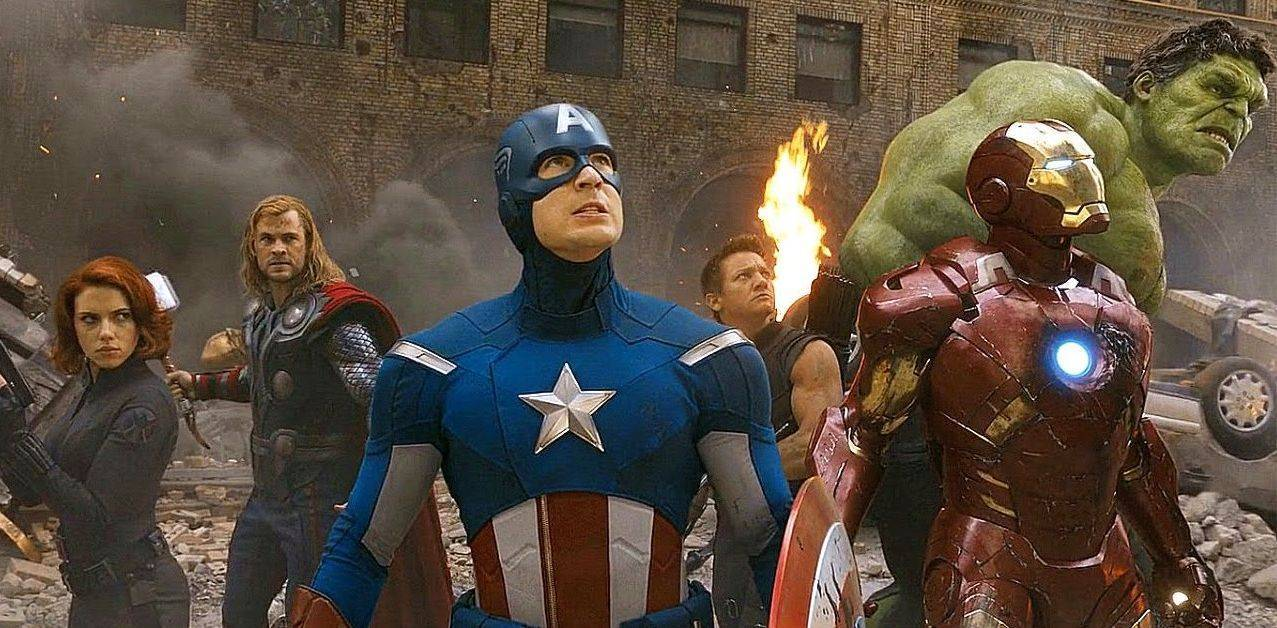 avengers 2012 iron man 3 re-released