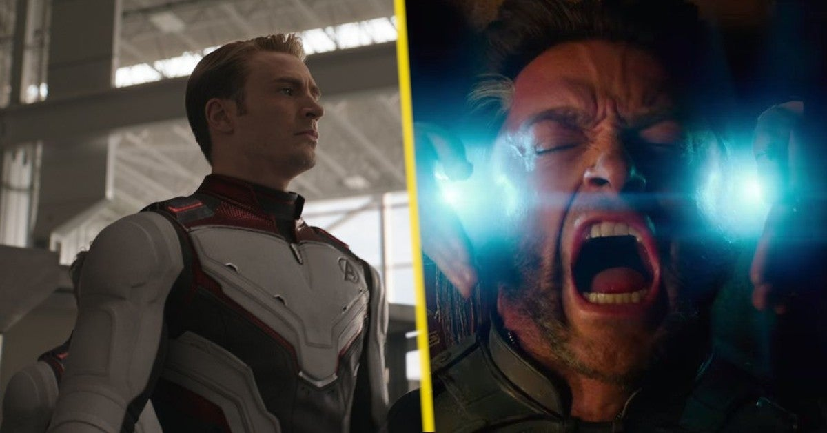avengers endgame x-men days of future past time travel kinberg
