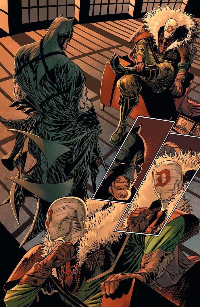 Batman-93-Punchline-Harley-Quinn-Fight-3
