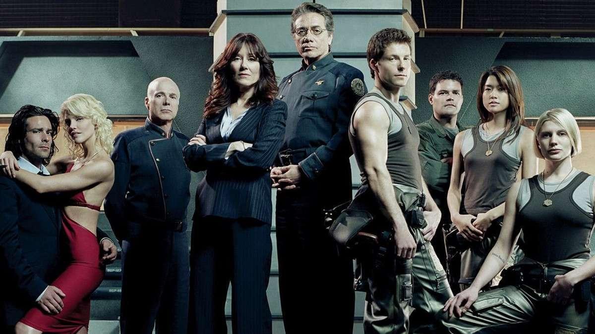 Battlestar Galactica Peacock Reboot Series Writer Michael Leslie