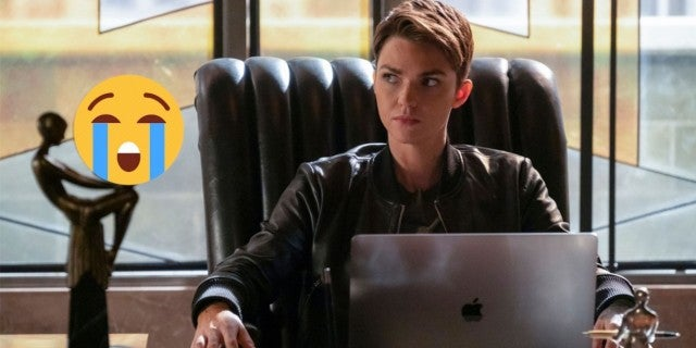 Batwoman Ruby Rose Exit Fan Reactions Sad Angry Shocked
