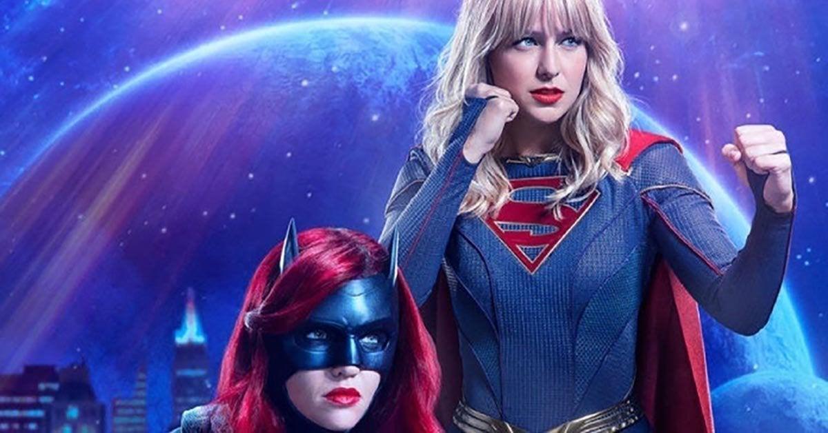 batwoman supergirl worlds finest