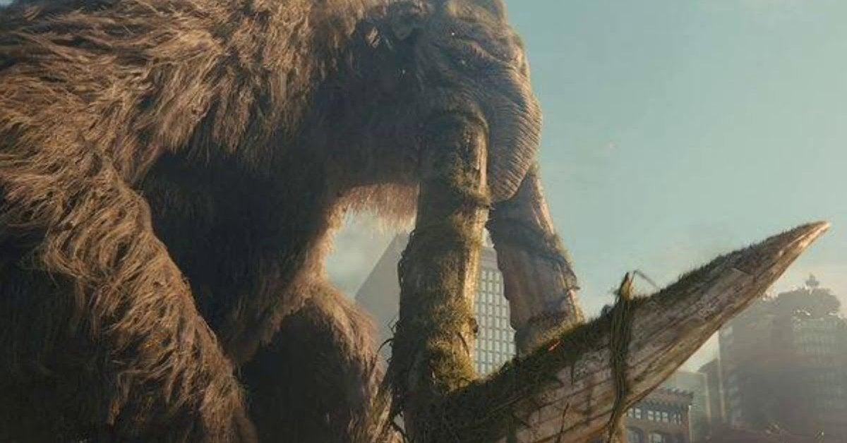 Behemoth Godzilla King of the Monsters