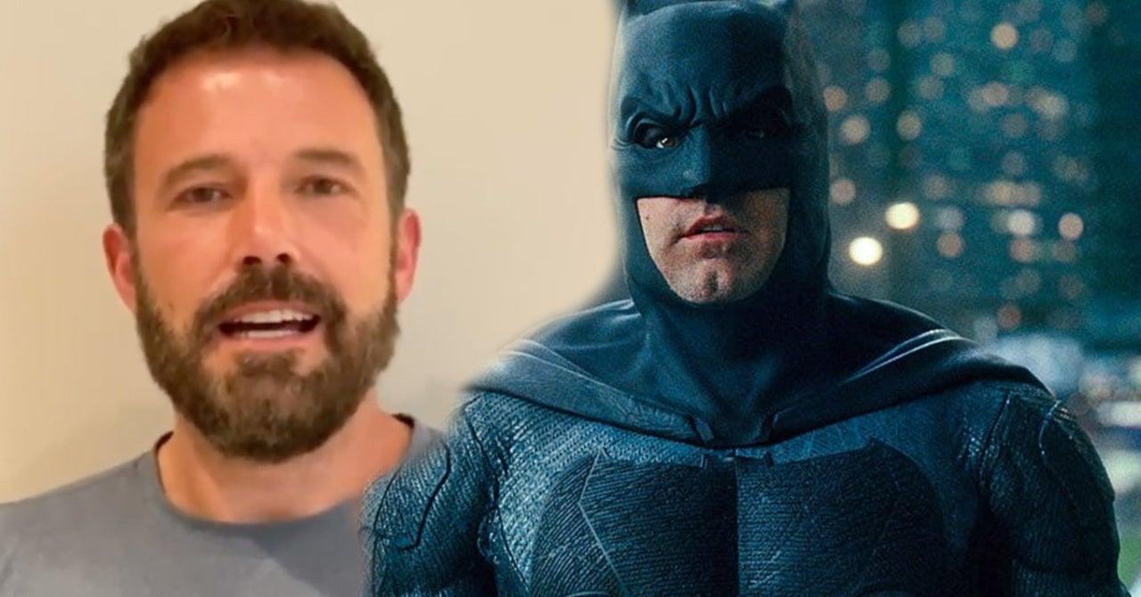 Ben Affleck Addresses Fans After Justice League Snyder Cut Announcement - ComicBook.com