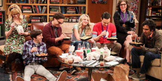 big bang theory kaley cuoco final episode one year later