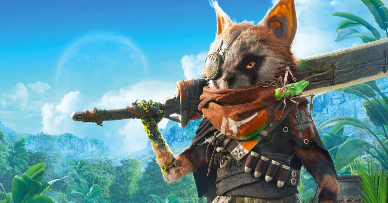 Biomutant Doesn't Run at 4K on PS5