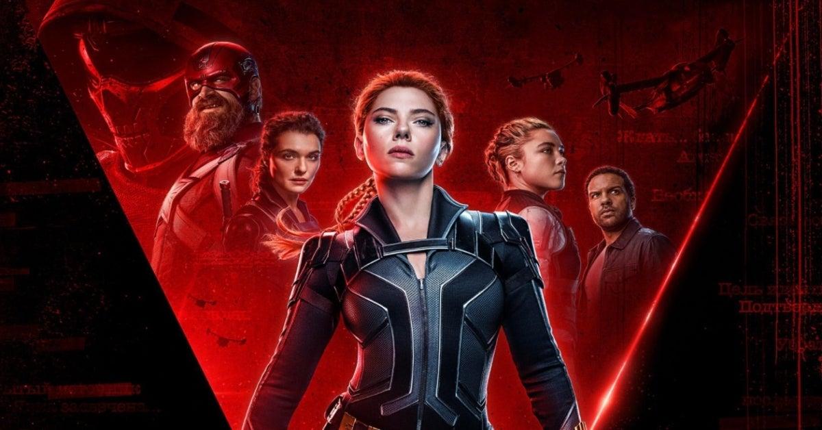 Black Widow movie Marvel Studios