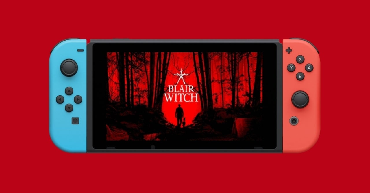 New Blair Witch Trailer Reveals Nintendo Switch Release Date