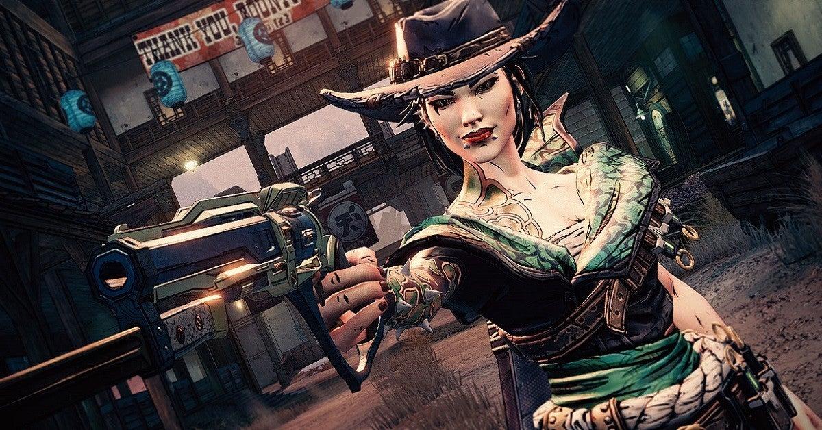 Borderlands 3 Bounty of Blood DLC