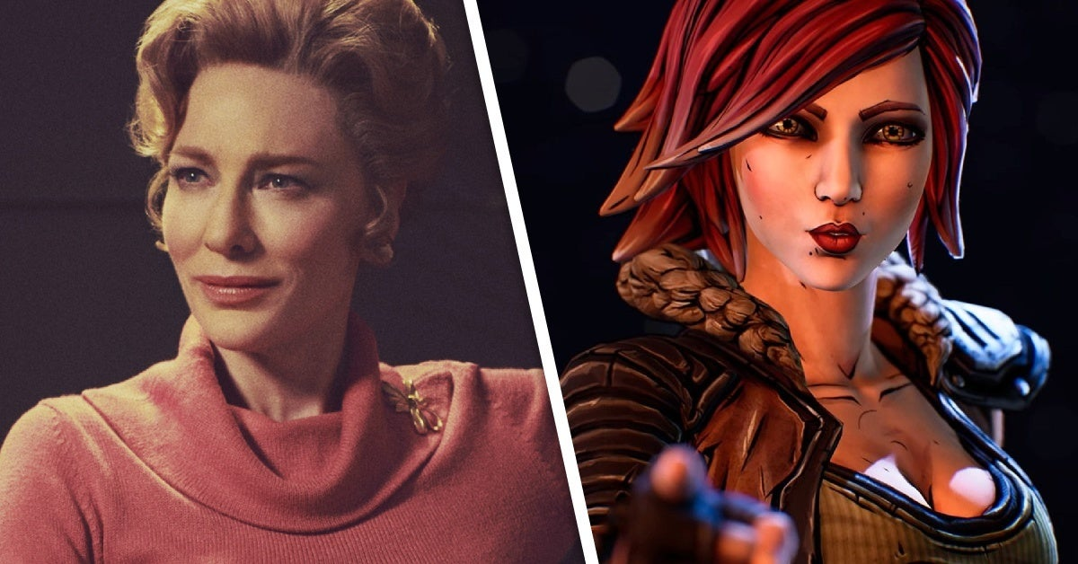 Borderlands Movie Cate Blanchett Lilith