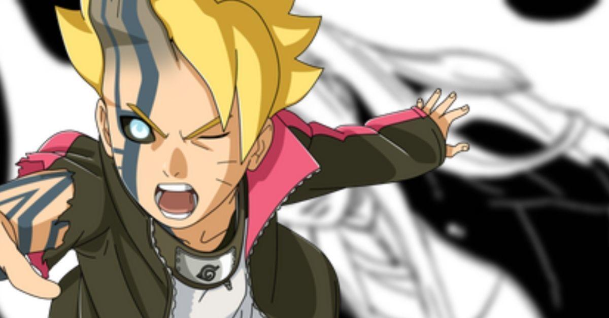 Boruto Karma Momoshiki Fate Naruto