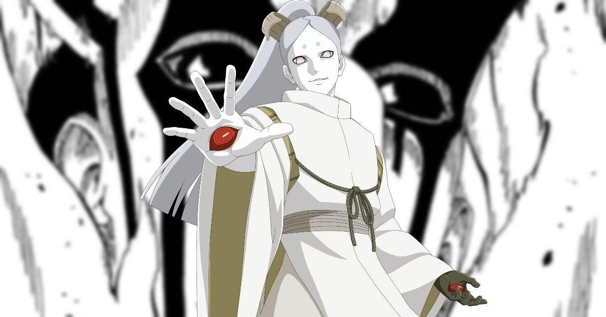 Boruto Naruto Isshiki Otsutsuki Manga