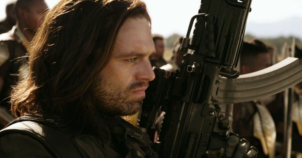 bucky winter soldier avengers infinity war