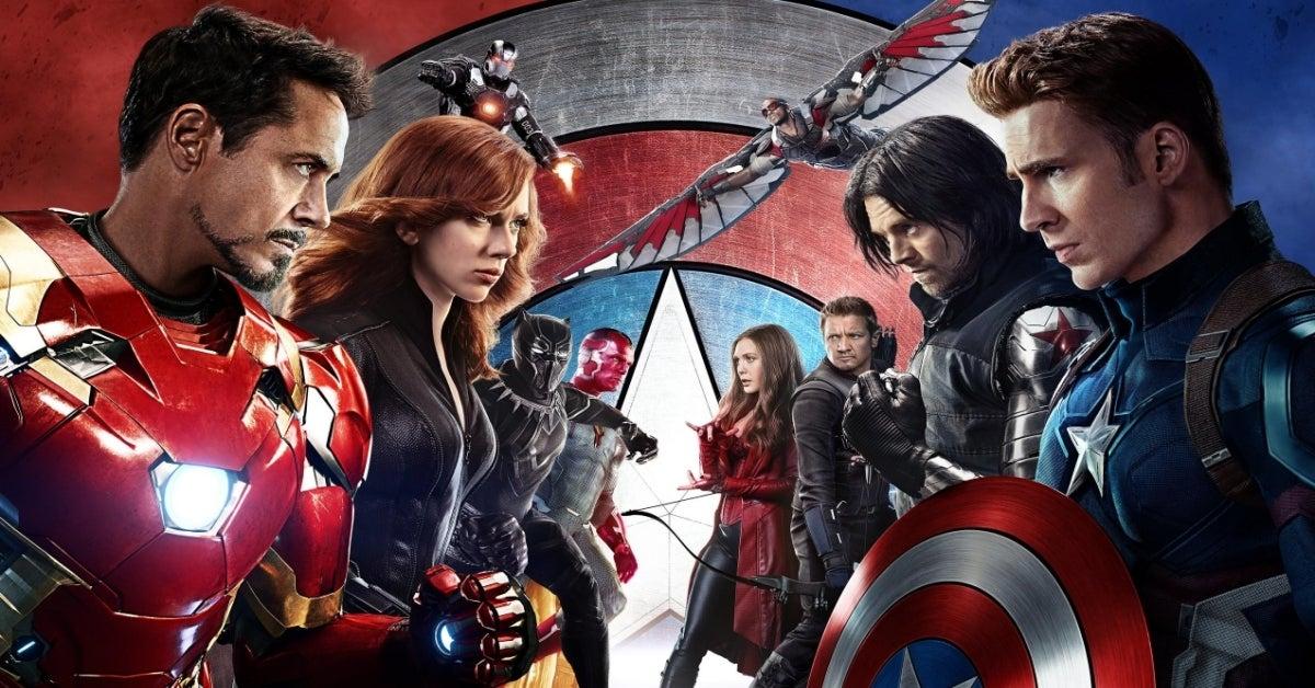 Captain America Civil War Marvel Studios
