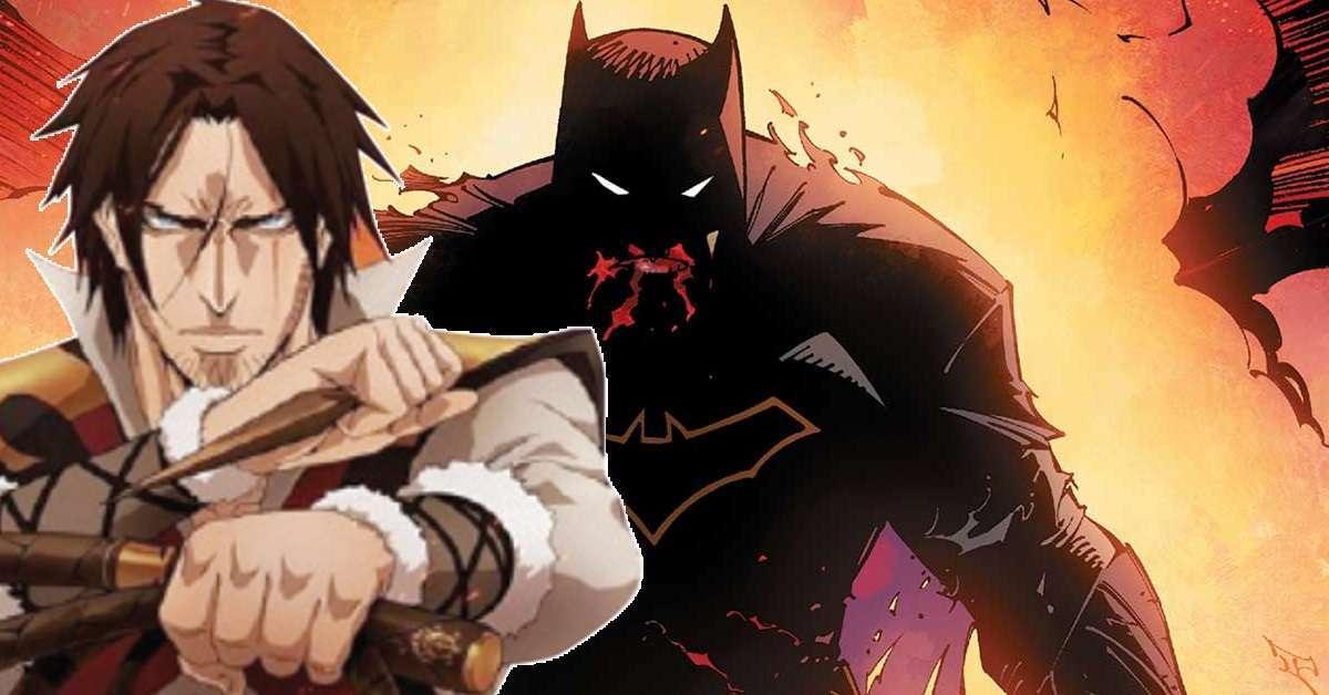 Castlevania Scott Snyder DC