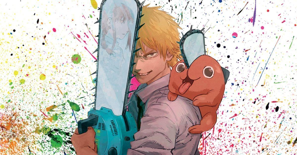 Chainsaw Man Tatsuki Fujimoto Manga