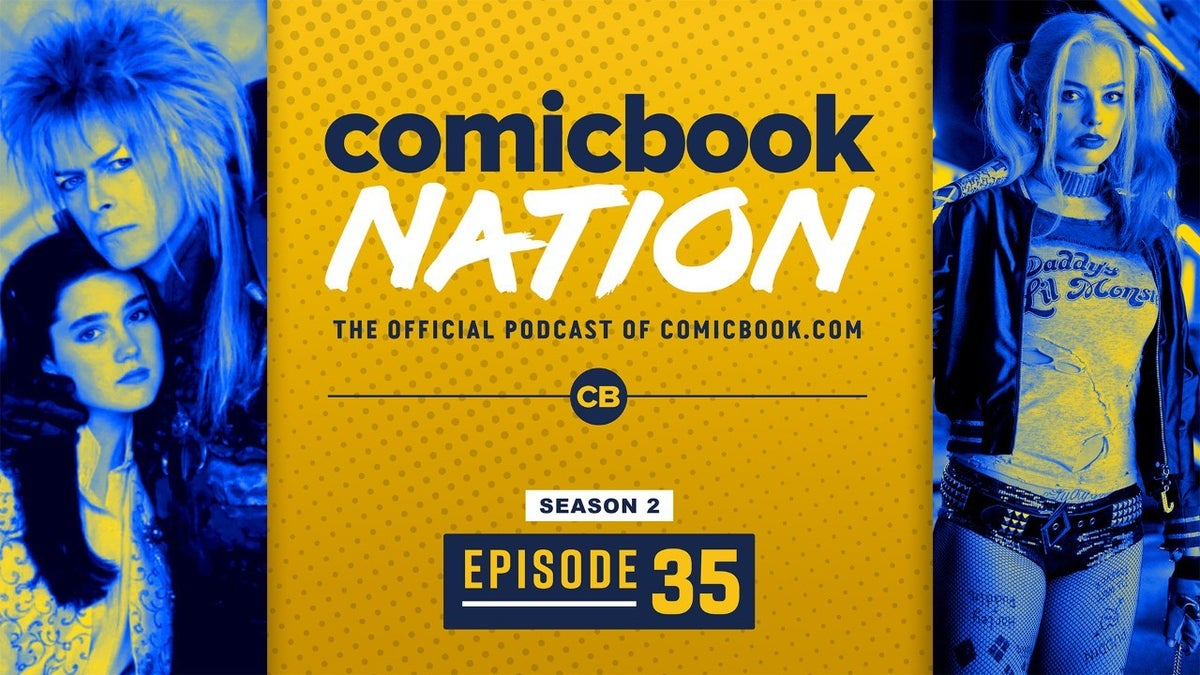 ComicBook Nation Podcast Suicide Squad Ayer Cut Labyrinth Movie Sequel Star Wars High Republic Delayed