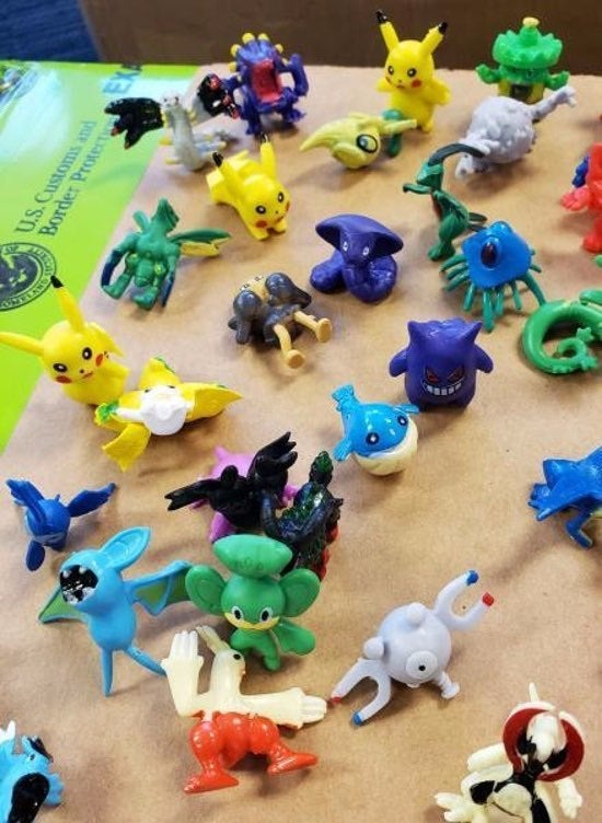counterfeit pokemon toys