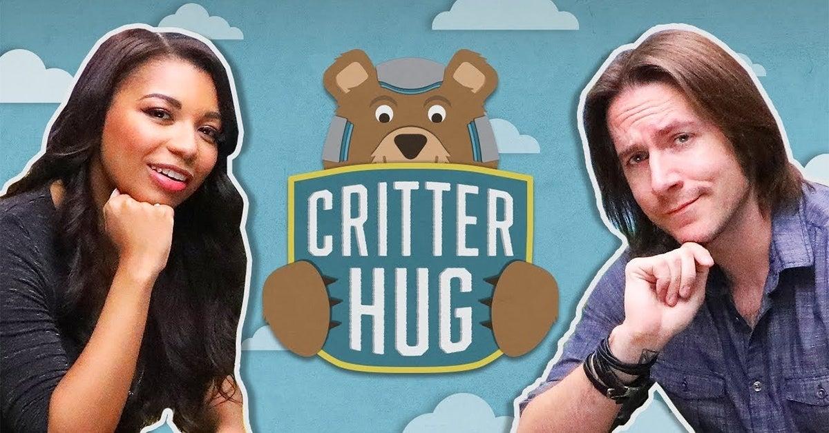critter hug