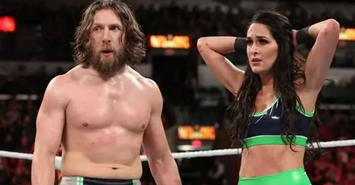 Daniel-Bryan-Brie-Bella-WWE