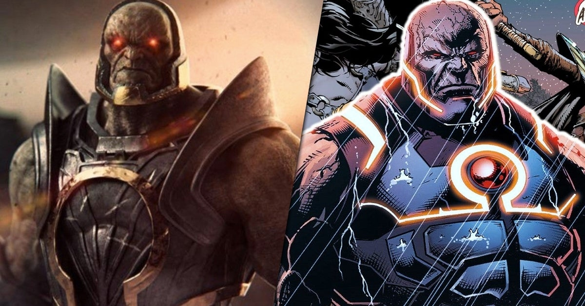 darkseid concept art comics