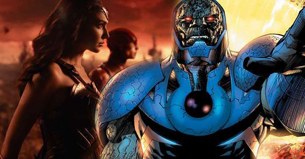 darkseid zack snyder justice league