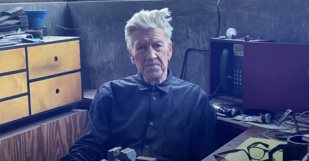 david lynch weather report