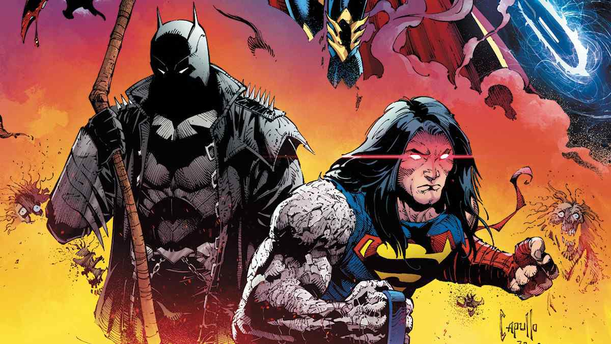 DC Reveals June Comic Book Releases Dark NIghts Death Metal