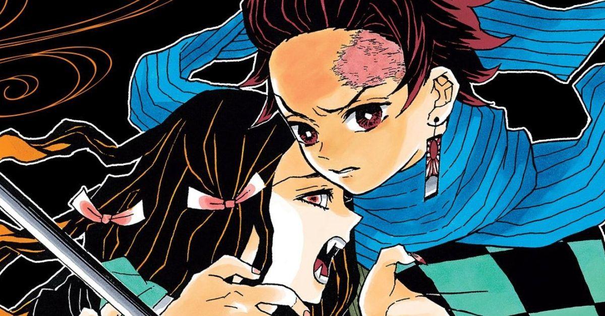 Demon Slayer Kimetsu no Yaiba Manga