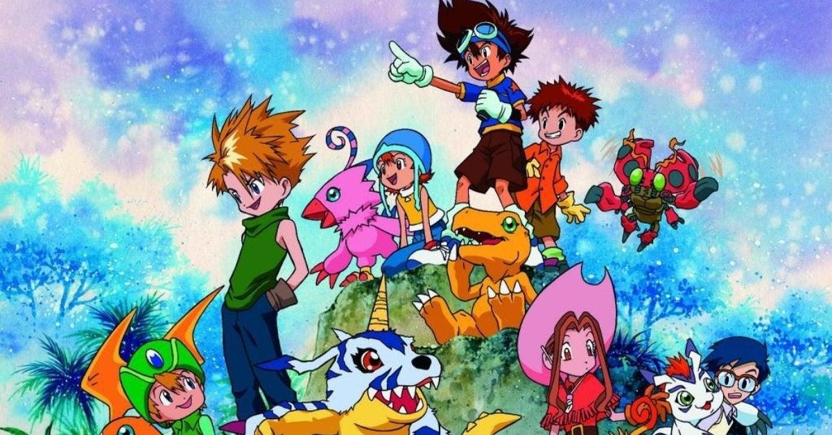 Digimon Adventure Anime