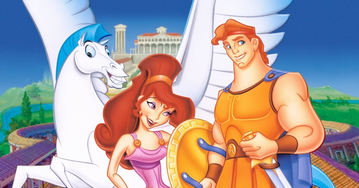 Disney Hercules
