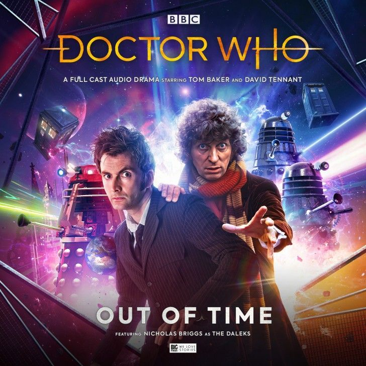 Doctor Who Out of Time Crossover
