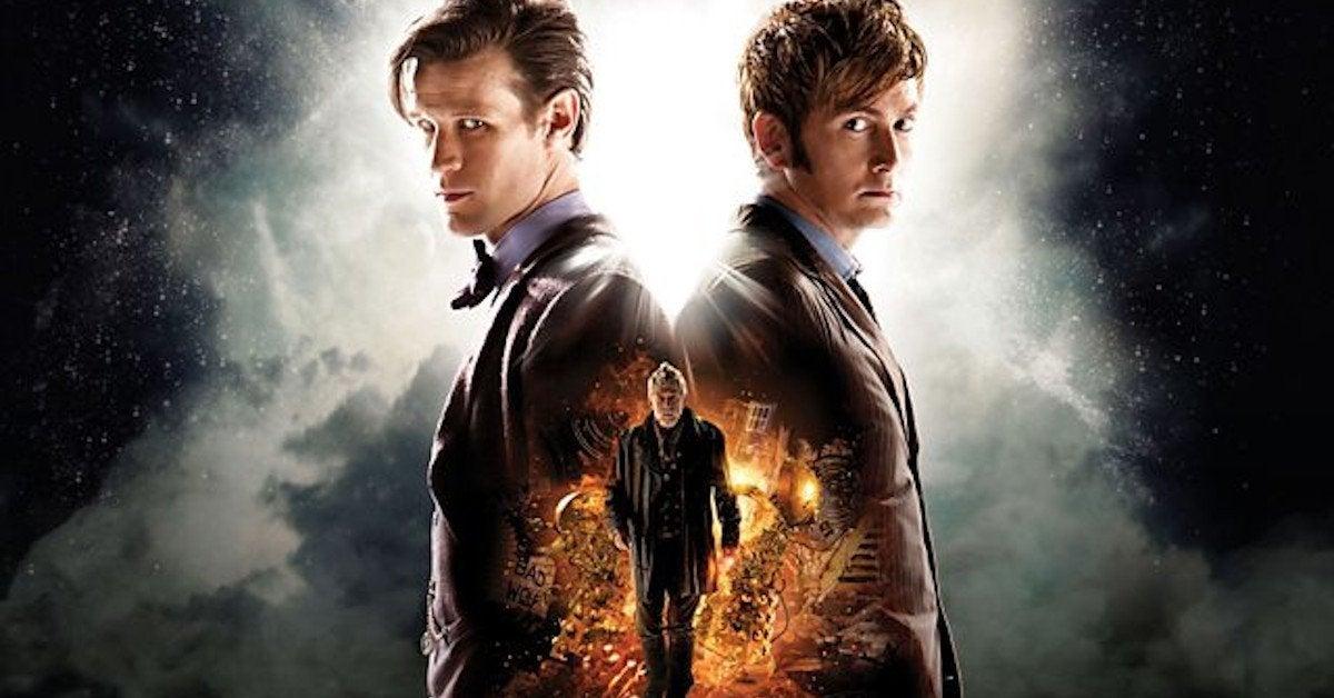 Doctor Who Season 50th Anniversary
