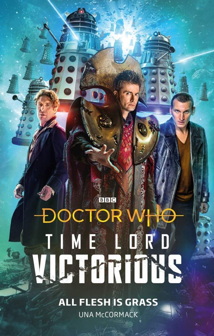 Doctor Who Time Lord Victorious All Flesh Is Grass