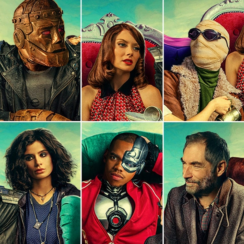Doom Patrol Season 2 Premiere Date Revealed By Hbo Max