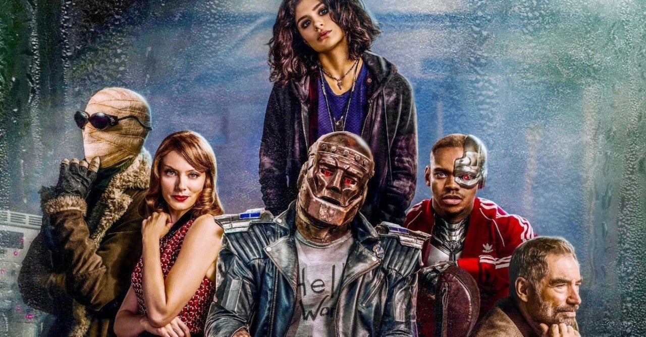 Doom Patrol Is Currently the Only DC Universe Series Moving to HBO Max