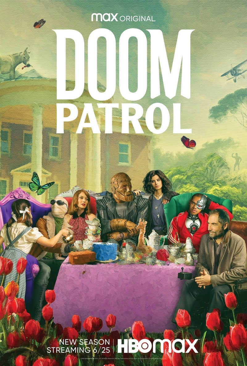 doom patrol season 2 hbo max